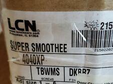 Lcn Super Smoothee 4040Xp RwPa Srt Dark Bronze Non-Handed Adjustable Door Closer