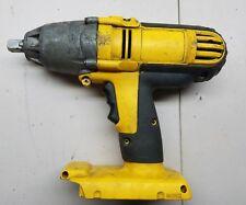 Dewalt 36V 36 volt Impact Wrench DC800 bare tool USED lot 2