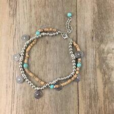 Handmade Barefoot Beach Wedding Jewelry Ankle Bracelet Bohemian Anklet Hippie