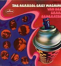 "VAN DER GRAAF GENERATOR ""AEROSOL GREY MACHINE"" RARE ""GIANT SQUID"" ORIG US 1969"
