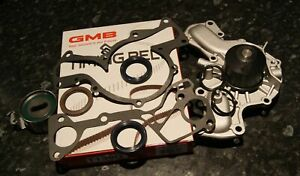 GMB Water Pump/Timing Belt kit Pajero NF NG NH NJ NK Triton MH MJ V6 3.0 6G72