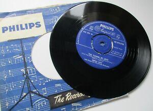 DORIS DAY**TUNNEL OF LOVE c/w RUN AWAY SKIDADDLE SKIDOO**  1959 PHILIPS RECORDS