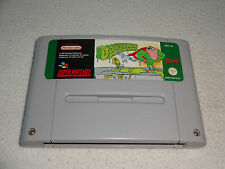 Boogerman Snes Super Nintendo game only the module