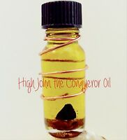 High John the Conqueror Oil Luck Money Strength Power Hoodoo Voodoo Wicca Pagan