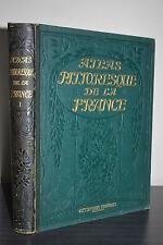 Atlas Pittoresque de la France - Tome I - O. Reclus