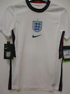 Nike England Home Shirt 2020 Junior SIZE 9-10 Years (M) REF CN965*