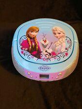 Intertek Disney Frozen Cd Player w/ Radio