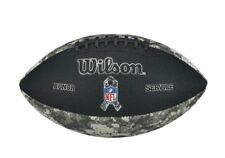 New Wilson Sporting Goods Junior Nfl Salute to Service Football Camouflage