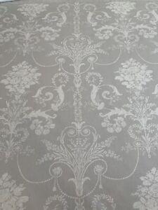 Laura Ashley Josette Dove Grey Fabric (per Metre) 😊