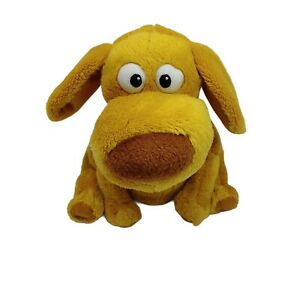 Disney Pixar Dug The Dog Movie Up Plush Snap Soft Animal Toy Washed Clean 18cm