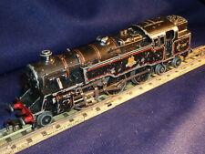 Hornby Dublo 3 Rail BR 80054 2-6-4T Loco Serviced 00 Gauge OO Vintage Loco