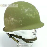 US M1 Steel Combat Helmet with Liner  - Original
