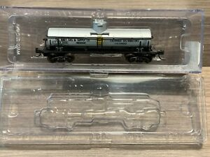 N Scale Intermountain Railway Navy Gas & Supply Co. Tank Car 66310-01  #8481