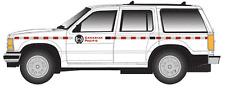 Atlas # 30000087 1993 Ford Explorer w/Rotary Beacon Canadian Pacific  HO MIB