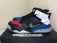 Nike Air Jordan Mars 270 Top 3 Black Gym Red Blue Mens CD7070 001