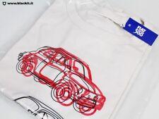 T-shirt Fiat 500 TRICOLORE