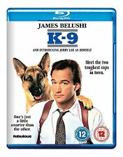 K9 - Blu ray NEW & SEALED - Jim Belushi (K-9)