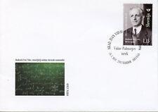 Slovenia 2018 FDC Ivan Vidav Mathematician 1v Set Cover Mathematics Stamps