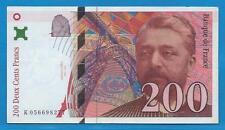 Gertbrolen  200 Francs EIFFEL Type 1997 Billet K056698277