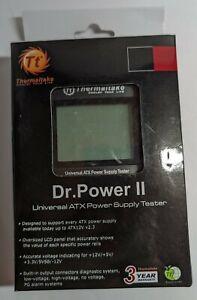 Thermaltake Dr. Power II Universal ATX Power Supply Tester