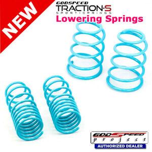 Traction-S Sport Springs For KIA FORTE / KOUP 10-13 TD Godspeed# LS-TS-KA-0002