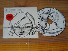GIANNA NANNINI - I MASCHI & LATIN LOVER / PROMO-MAXI-CD 2004 (IM CARDSLEAVE)