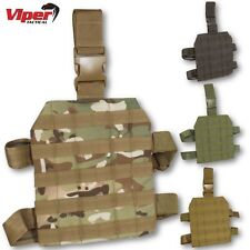 VIPER ELITE DROPLEG PLATFORM MAG POUCH MOLLE WEBBING AIRSOFT PAINTBALL ARMY