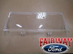 92 thru 96 Bronco OEM Genuine Ford Instrument Gauge Dash Cluster Lens Cover NEW