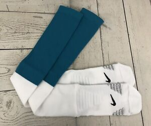 New Jacksonville Jaguars Nike NFL Team Issued Over The Knee Socks LG 9.5 - 11.5