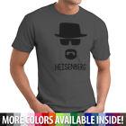 Breaking Bad Walter White Heisenberg Badass Awesome Cool Mens Unisex T-Shirt Tee