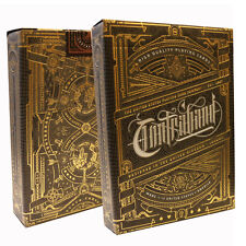 Contraband Playing Cards by Theory 11 - Quality USA Made Card Deck - Poker Size