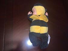 Anne Geddes 9 Inch Plush Baby Bumblebee