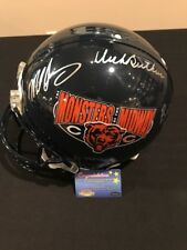 Chicago Bears Butkus/Singletary/Urlacher Monsters of Midway full size helmet
