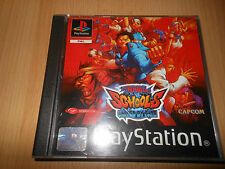 RIVAL SCHOOLS - UNITED BY FATE  Playstation 1 - PS1 -MINT COLLECTORS PAL
