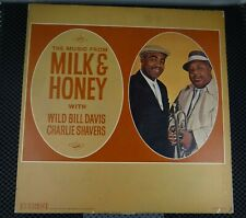 Wild Bill Davis, Charlie Shavers – The Music From Milk & Honey (LPBR 5133)