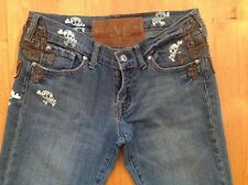 7 Seven For All Mankind Women's Vintage  Straight Leg Light Wash Jeans Size 29