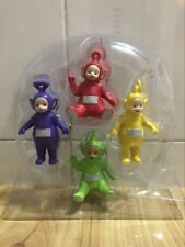 Teletubbies Chunky Tinky Winky- Dipsy - Laa-Laa - Po - toy 4 Figures family gift