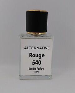 Baccarat Rouge 540 Alternative 30ml Spray Scent Perfume Attar Ittar + Others