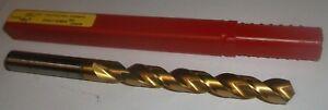 Dormer A510 9.50mm Hss ADX Tin Coated Jobber Drill Bit 9.5