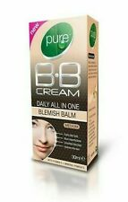 Pure BB Cream Daily All in One Blemish Balm Medium 30ml