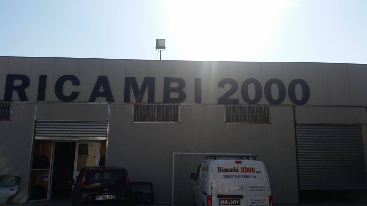 RICAMBI 2000 SRL