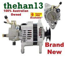 Alternator for  Holden Rodeo Jackaroo 4JA1 4JH1 2.8L 3.0L 80A Diesel  2ping plug
