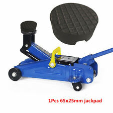 Car Pinch Weld Side Lift Rubber Jack Pad Frame Protector Guard Adapter Jack Disk