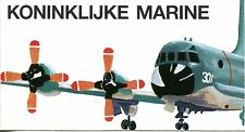 Royal Netherlands Navy (RNLN) Koninklijke Marine P-3C sticker