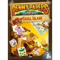 The Adventure of Penny Papers: L'Isle of Skull, New Ghenos Games, Italiano