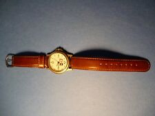VINTAGE ABC SPORTS NEWS CHANNEL 26  WATCH EXCELLENT WORKS NEEDS BATTERY.