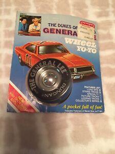 1981 Dukes of Hazzard General Lee 69 Dodge Charger Wheel Yo-Yo By Duncan
