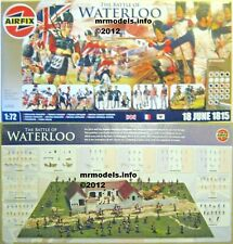Airfix 1/72 The Battle of Waterloo Set 1815 New Plastic Model Kit A50048 1 72