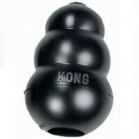 """Dog Toy Kong EXTREME Rubber Chew & Treat Small - """"World's Best Dog Toys"""""""