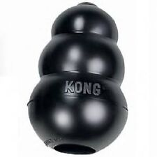 "Dog Toy Kong EXTREME Rubber Chew & Treat Small - ""World's Best dog Toys"""